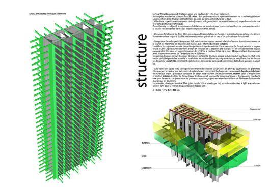 Pierre Sarotux, The living tower, la tour vivante.