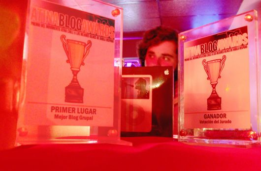 Premios del movimiento atina chile www.atinachile.cl