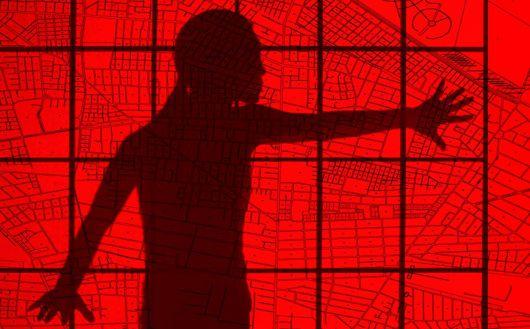 Barrio rojo en Santiago