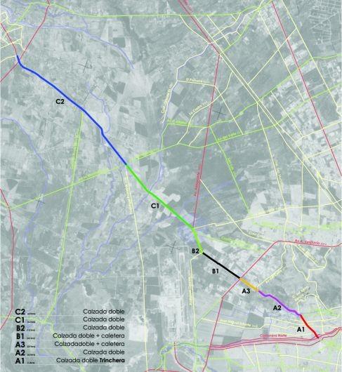 Propuesta Para Una Nueva Autopista Urbana Plataforma Urbana