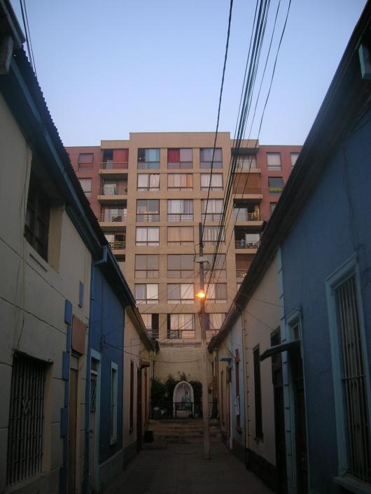 En Santiago Centro