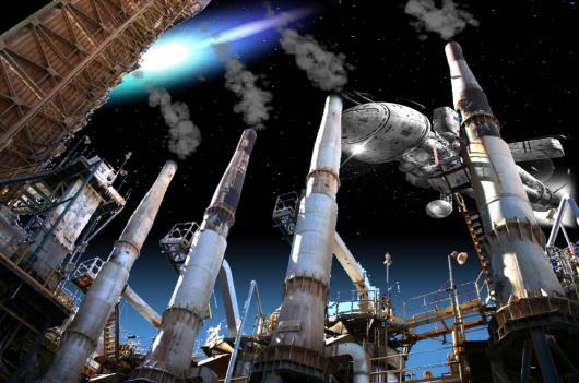 El espacio la última frontera… para contaminar?