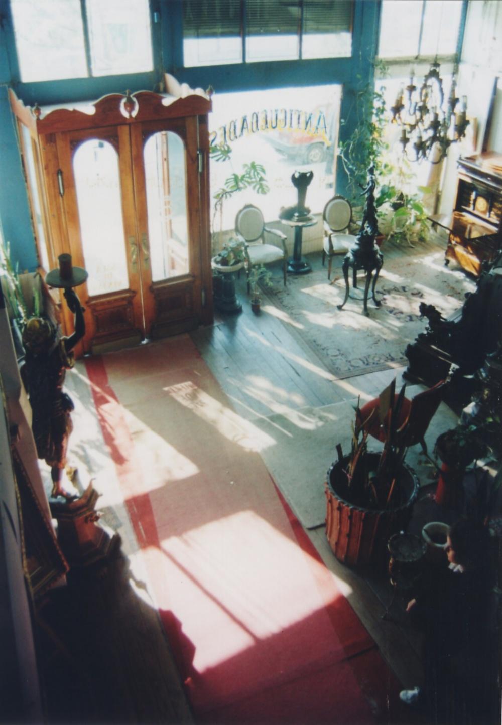 interior Lagazio