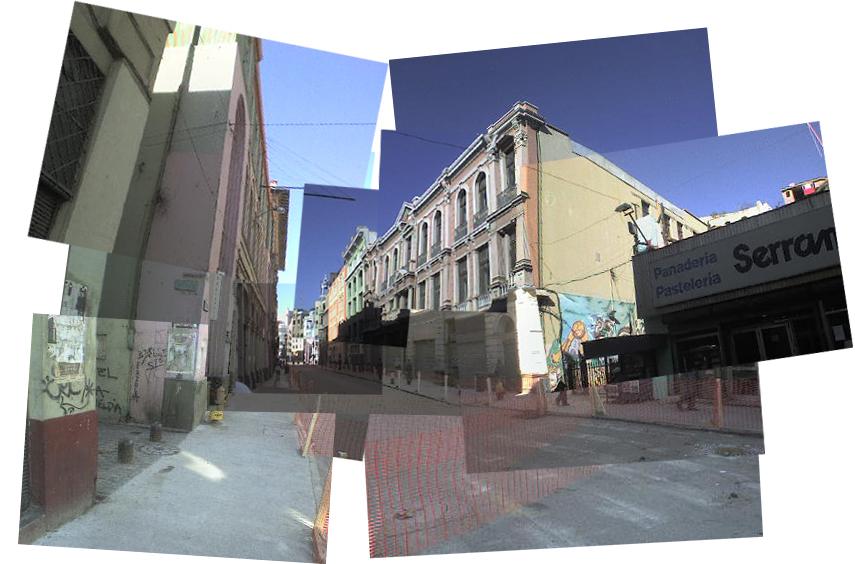 la calle Serrano