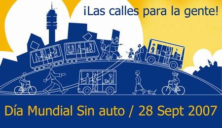 Dia Mundial sin auto