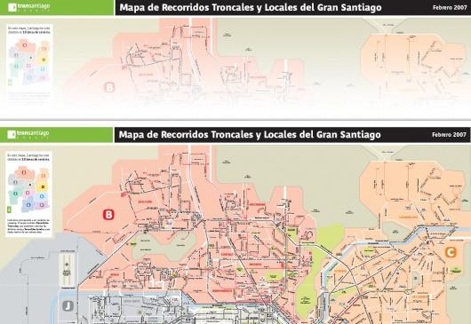 Cambio de Mapa, versión Junio 2007