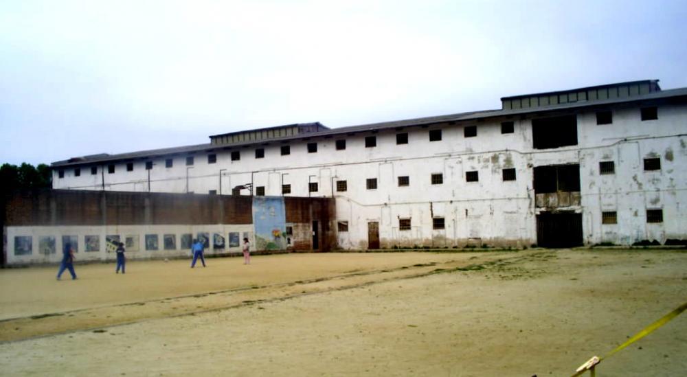 parque ex cárcel