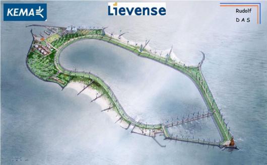 Energy Island, almacenando la energía en el mar