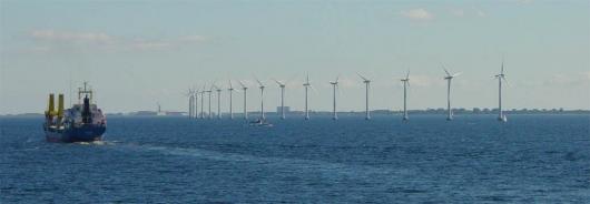 Parque Eólico Dinamarca