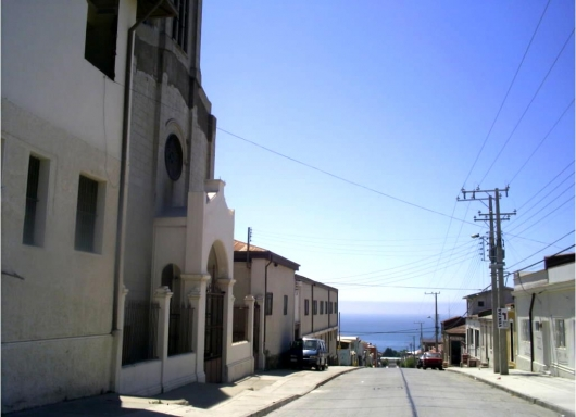 contexto, calle san guillermo, cerro placeres