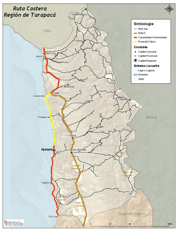 Opiniones de ruta 1 chile for Fuera de ruta opiniones