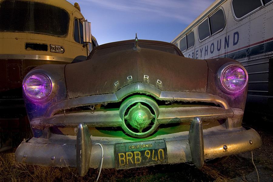 Cementerio De Autos De Santiago Plataforma Urbana