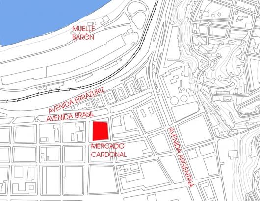 plano ubicación almendral