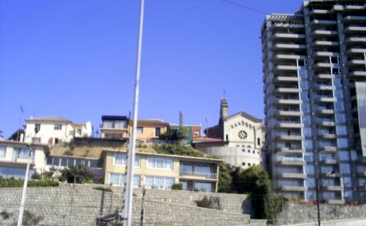 vista convento capuchinos
