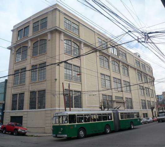 edificio ex chiletabacos en calle colon