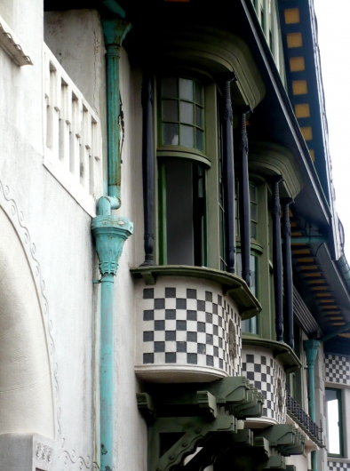 detalle fachada baburizza