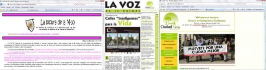 Paginas Participacion ciudadana
