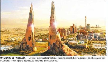 dubai:una ciudad extremadamente rica.....