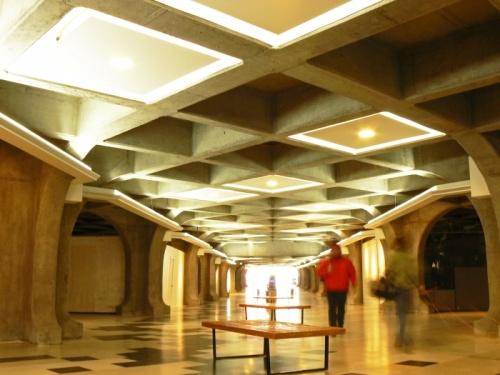 Subcentro Las Condes. Imagen obtenida de Barqo.cl