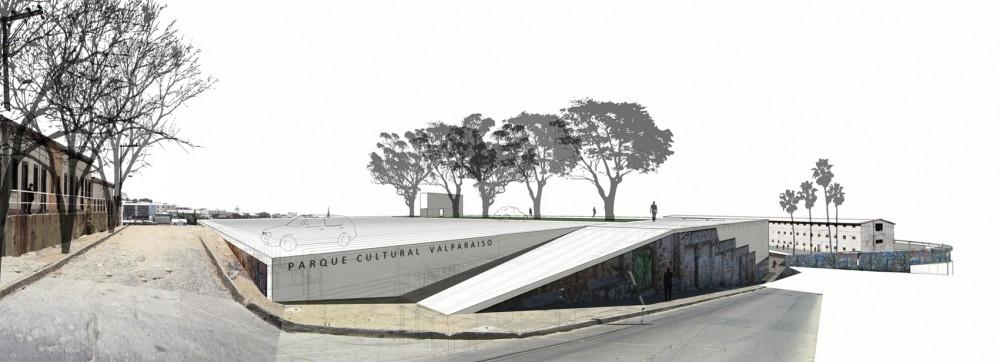 Centro Cultural De Valpara So Pasado Concurso Y Presente