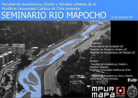 seminario Mapocho Urbano