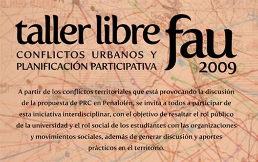 Taller Libre FAU