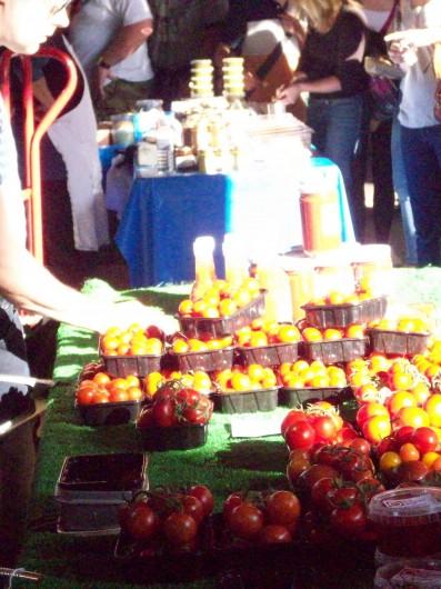 Borough Market, Londres  - producción de alimentos locales. Foto: Javier Vergara Petrescu