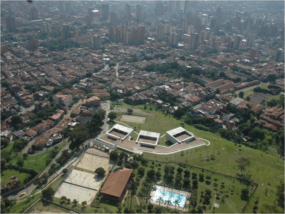 Parque Biblioteca León de Greiff