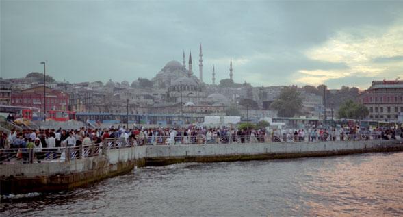 Estambul, una ciudad de intersecciones © Urban Age
