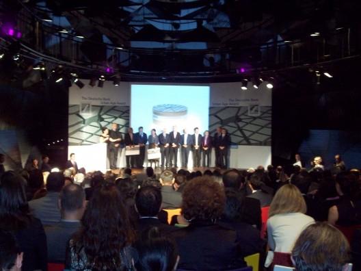Deutsche Bank Urban Age Istanbul Award