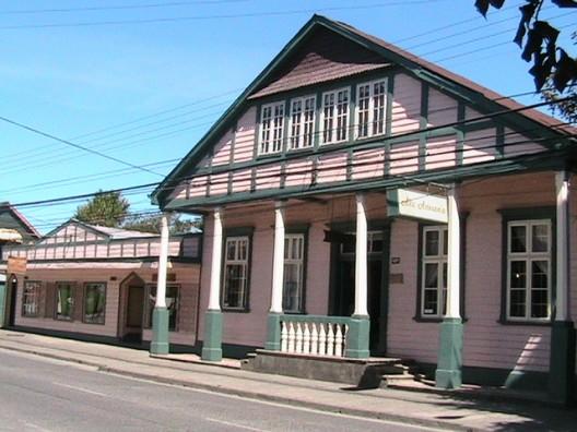 Casa Patrimonial, Avenida Mackenna