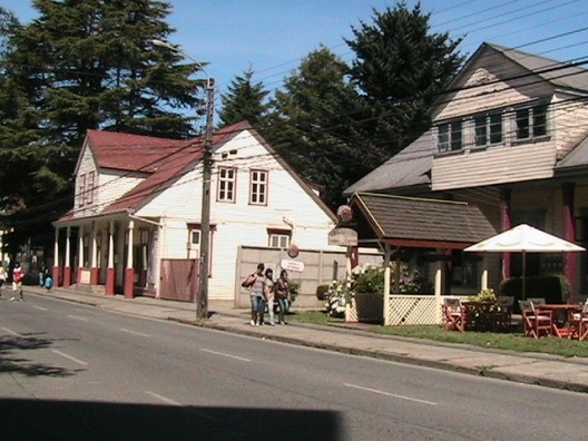Casa Patrimonia, Avenida Mackenna