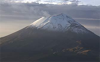 volcán méxico