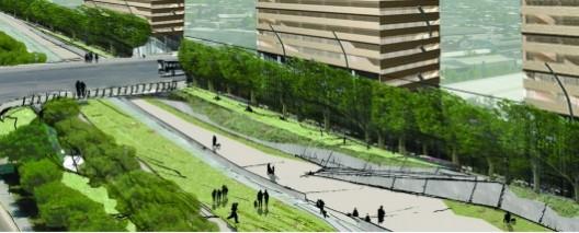 Proyecto Parque Innundable Zanjón de la Aguada