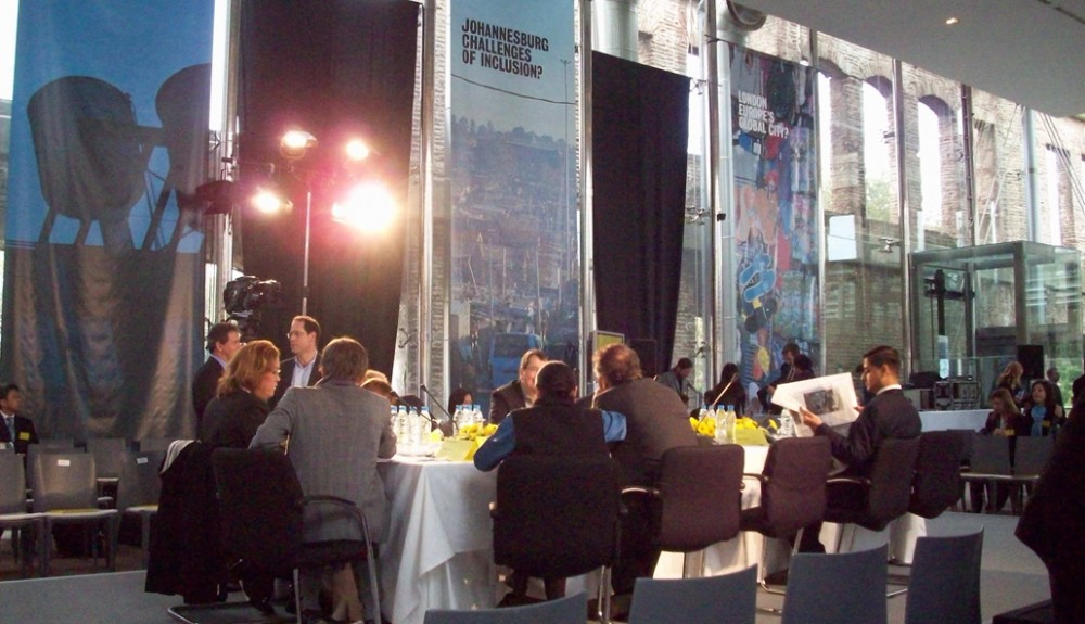 Urban Age Estambul 2009 - Sesión cambio climático