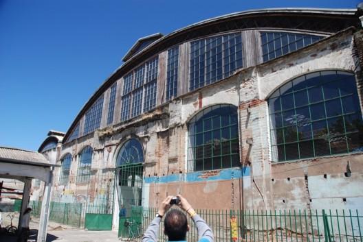 Mercado Central de Talca - Situación Actual