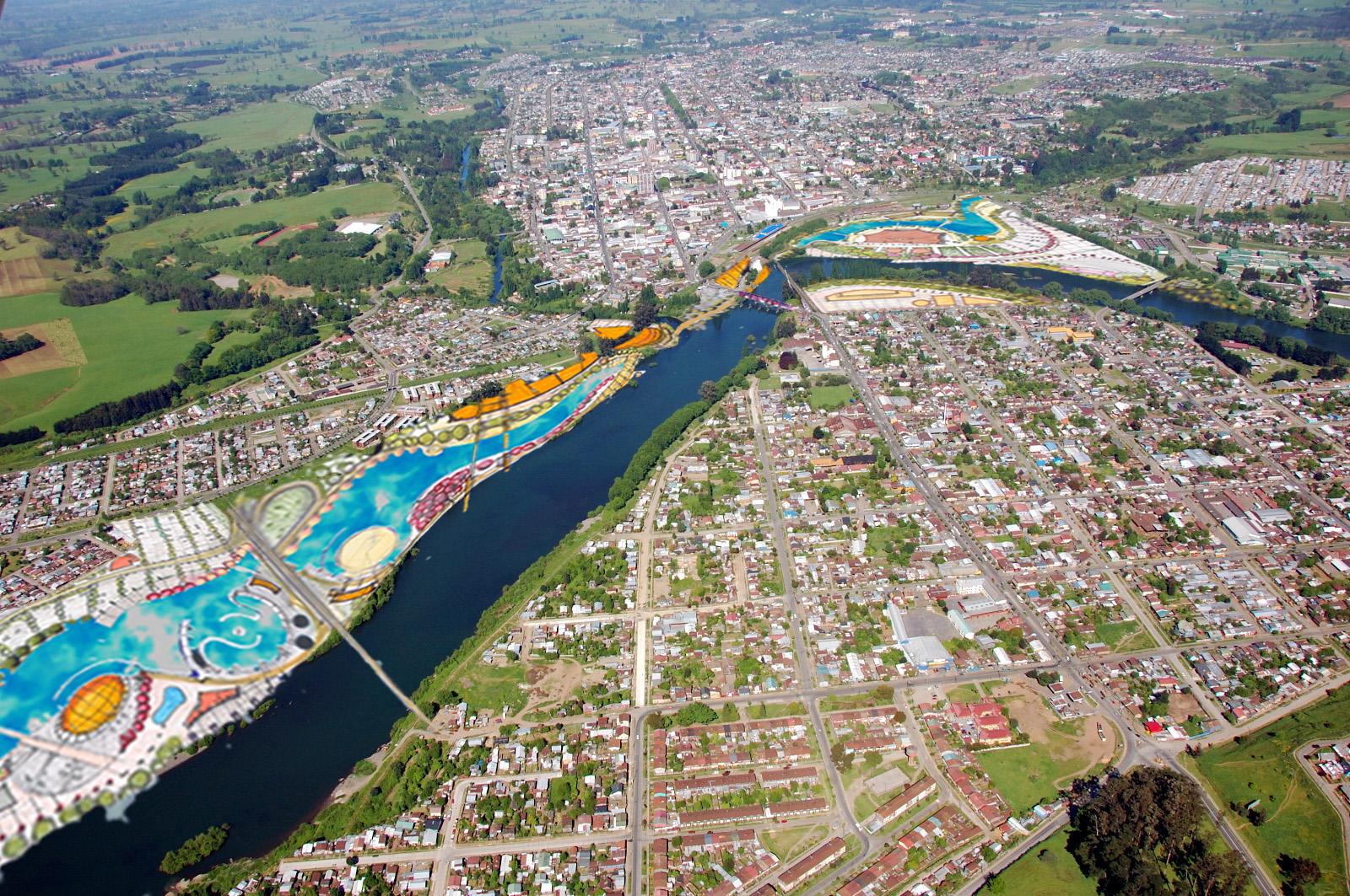 Proyecto Parque Acuático Río Rahue