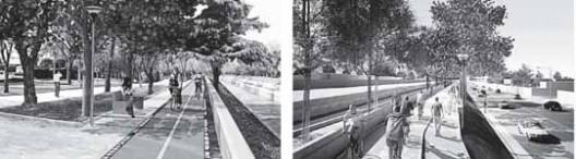 ciclovias en parque tobalaba2