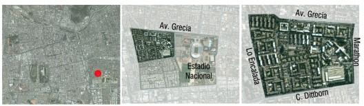 villa olimpica ubicacion