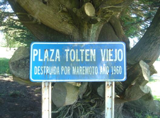Plaza Tolten Viejo 7 Foto - Nicolás Tugas