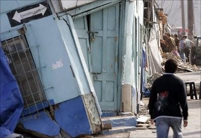 Terremoto Tocopilla 2007