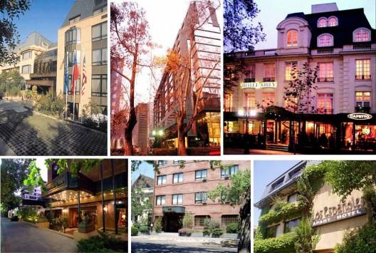 hoteles providencia