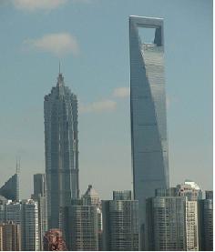 WFC, Shanghai