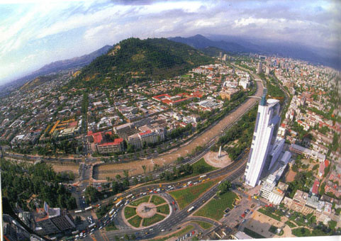 Áreas verdes Santiago