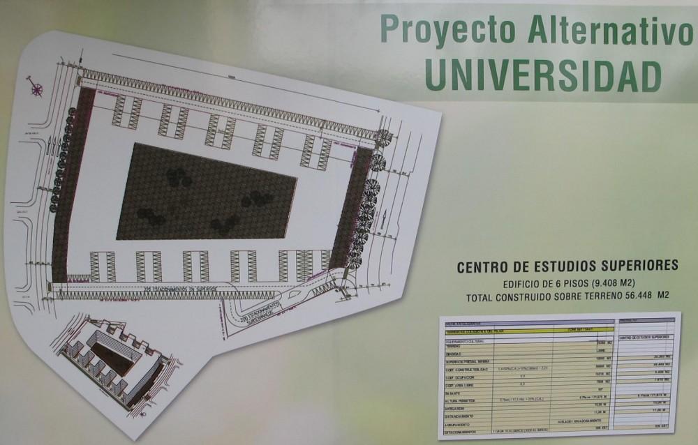 Presentación en terreno Proyecto Cencosud