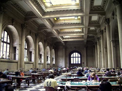 Biblioteca Nacional. Foto por geimester vía flickr