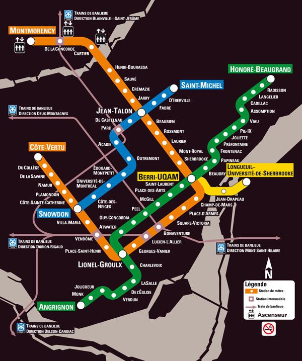 plan metro, Plataforma Urbana