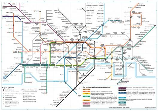 Ranking Top 10 Lineas De Metro Del Mundo Plataforma Urbana
