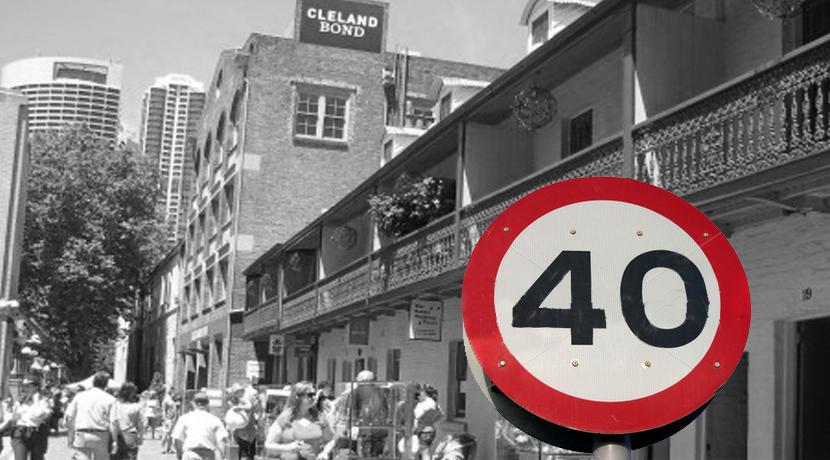 sidney_speed limit