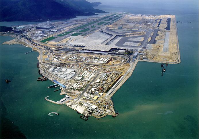 (cc) Hong Kong International Airport